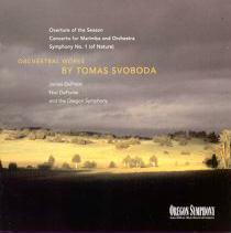 Svoboda Orchestral Works CD